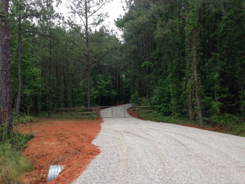 13 +/- Ac On Smart Rd In Troy : Troy : Pike County : Alabama