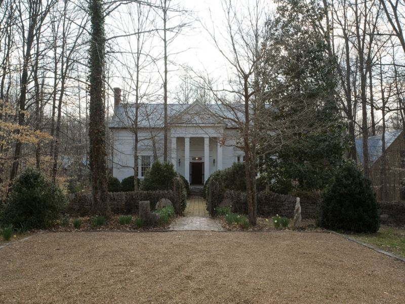 Poplar Forest - Leiper's Fork : Franklin : Williamson County : Tennessee
