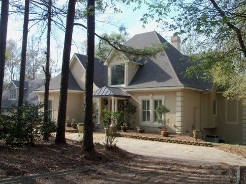 Immaculate 3 Story Home On 19 Acres : Troy : Pike County : Alabama