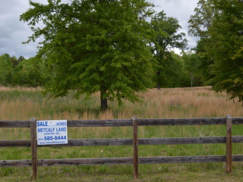 8.48 Acres Adjacent To Landrum High : Campobello : Spartanburg County : South Carolina