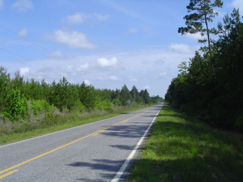 Howard Parker North : Ludowici : Long County : Georgia