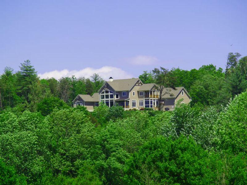 Retreat At Hatton Grange : Scottsville : Albemarle County : Virginia