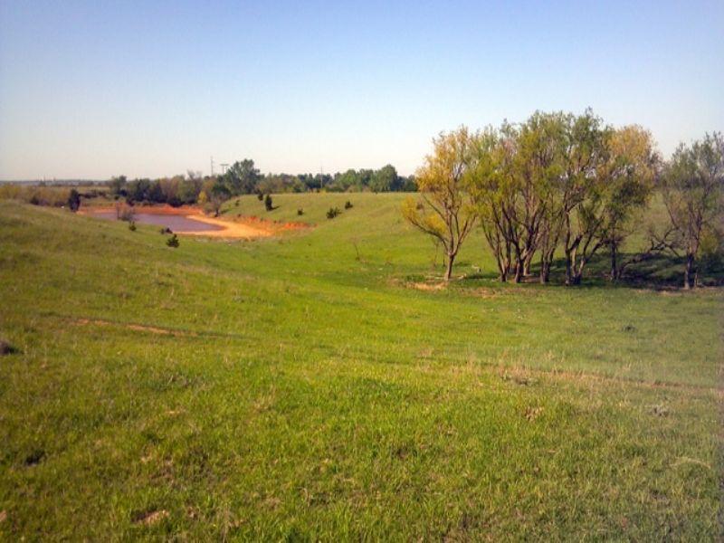 158 Acres, Cropland, Hunting : Enid : Garfield County : Oklahoma