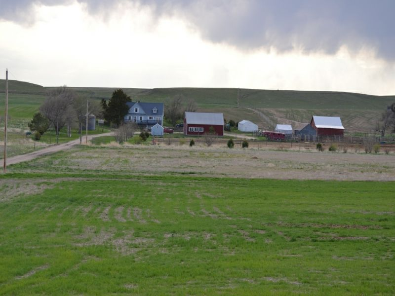 Keith Cty Dryland, Pasture & Imp's : Ogallala : Keith County : Nebraska