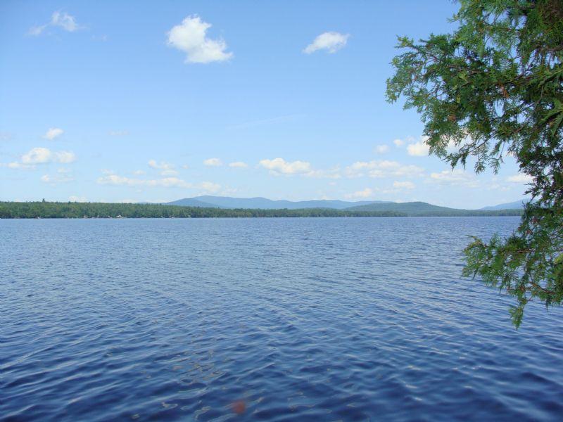 Schoodic Lake Acreage : Lakeview Plantation : Piscataquis County : Maine