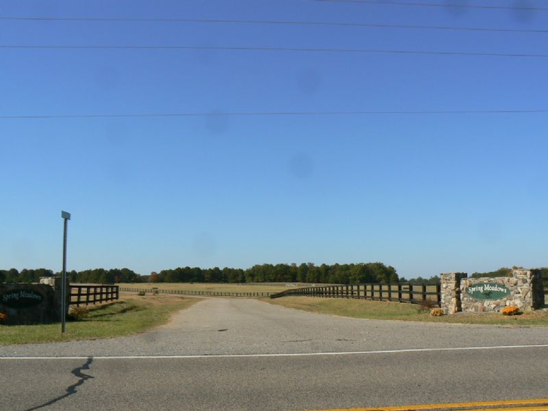 7+ Acres Equestrian - Owner Finance : Trenton : Aiken County : South Carolina