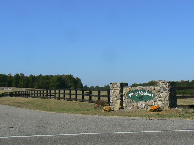 Aiken Equestrian Subdivision : Trenton : Aiken County : South Carolina