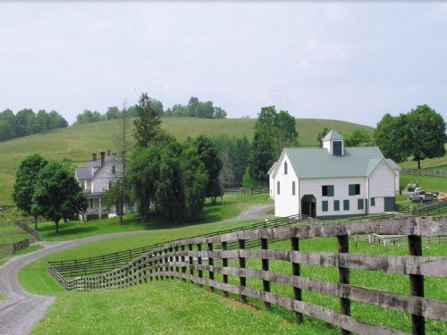 Acre Farm for Sale by Alderson in Greenbrier County, West Virginia ...