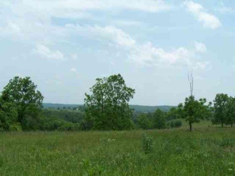 5 Acres Whispering Oaks Ranch. : Bucyrus : Texas County : Missouri
