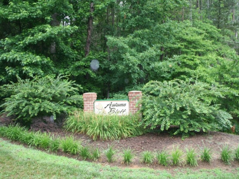 6108 Autumn Bluff Road Lot 20 : Powhatan : Powhatan County : Virginia