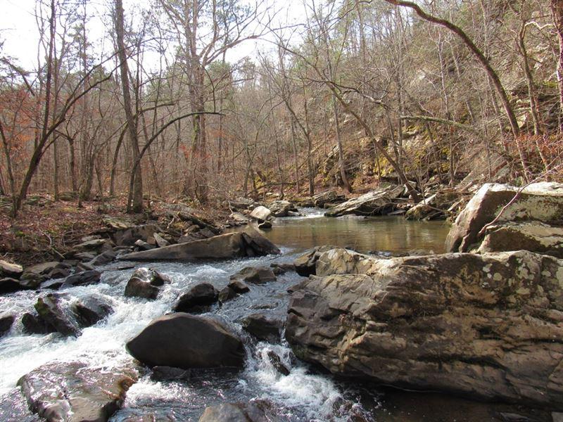 8-014 Gurley Creek South : Pinson : Blount County : Alabama
