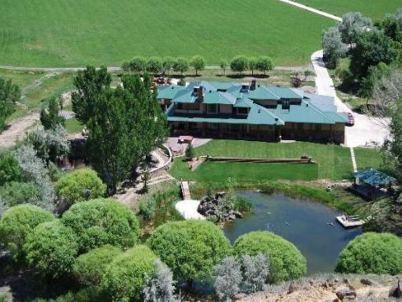 Waterfront Co Luxury Horse Property : Whitewater : Mesa County : Colorado