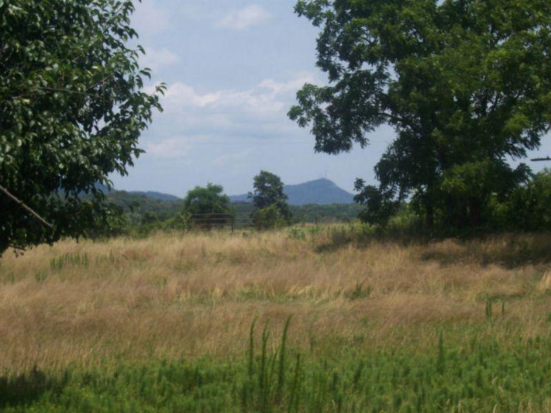 Rural Farmland : Homer : Banks County : Georgia
