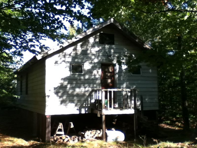 183 Acres Hunting Cabin Trails : Diana : Lewis County : New York