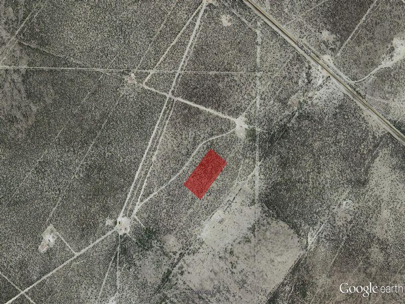 5 Acre Lot Near Fort Stockton : Fort Stockton : Pecos County : Texas