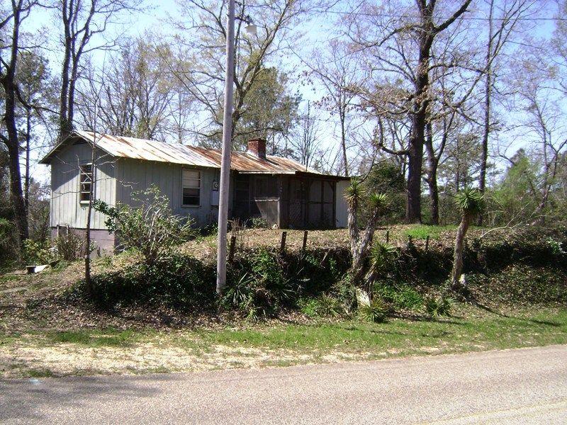 Motley Branch Tract : Jones : Autauga County : Alabama