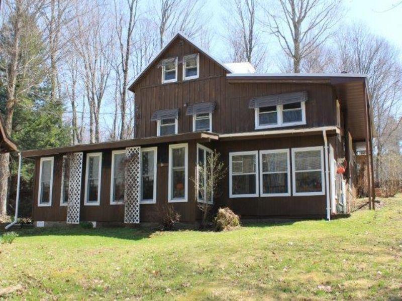 208 Acres House Pond Woods Creek : West Amboy : Oswego County : New York