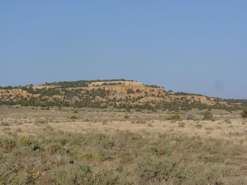 Nm Sportsman's Ranch : Fence Lake : Cibola County : New Mexico