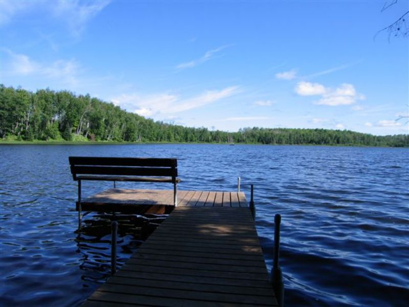 Lot On Round Lake : Presque Isle : Vilas County : Wisconsin