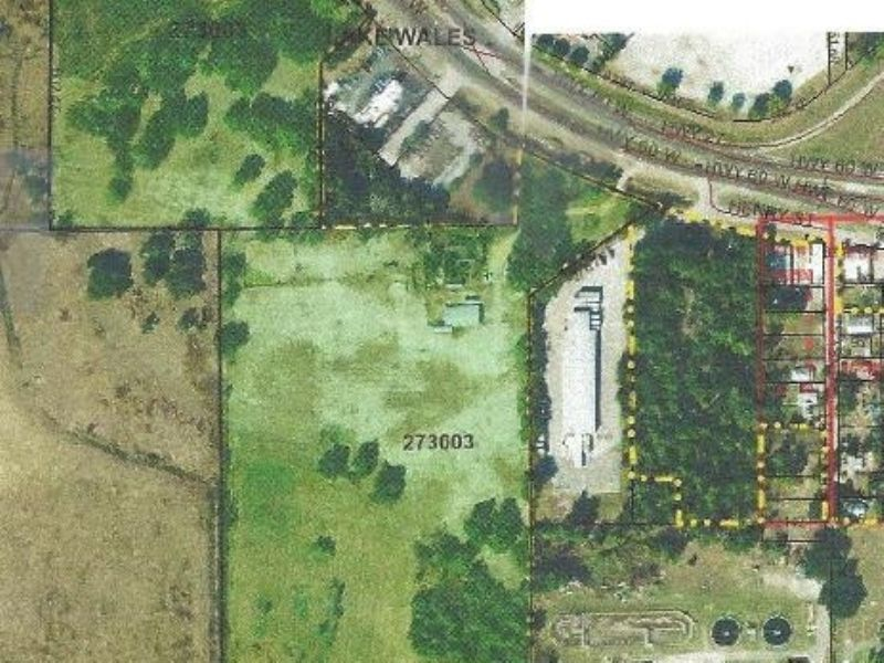 32.7 Acre Commercial Potential : Lake Wales : Polk County : Florida