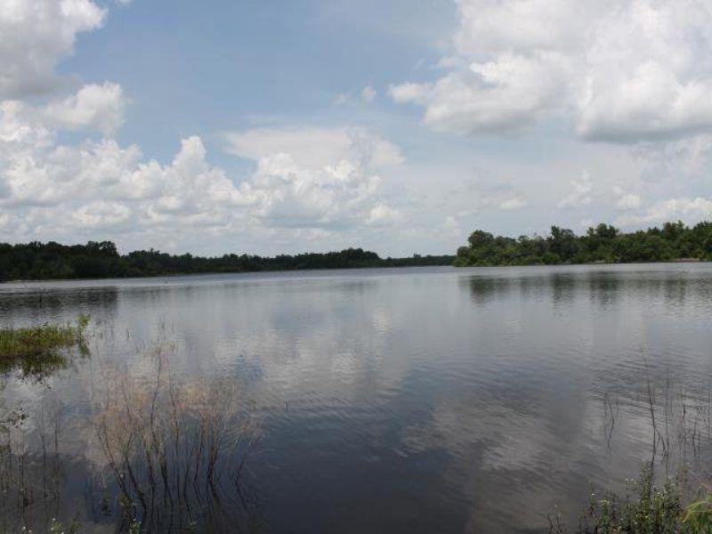 Lake Philema Tracts : Americus : Sumter County : Georgia
