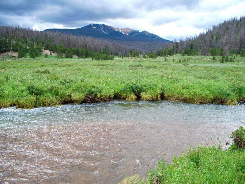 Three Creek Ranch : Granby : Grand County : Colorado