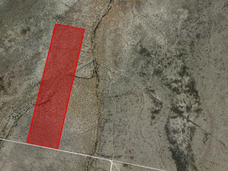 30 Acres Near Pecos : Pecos : Reeves County : Texas
