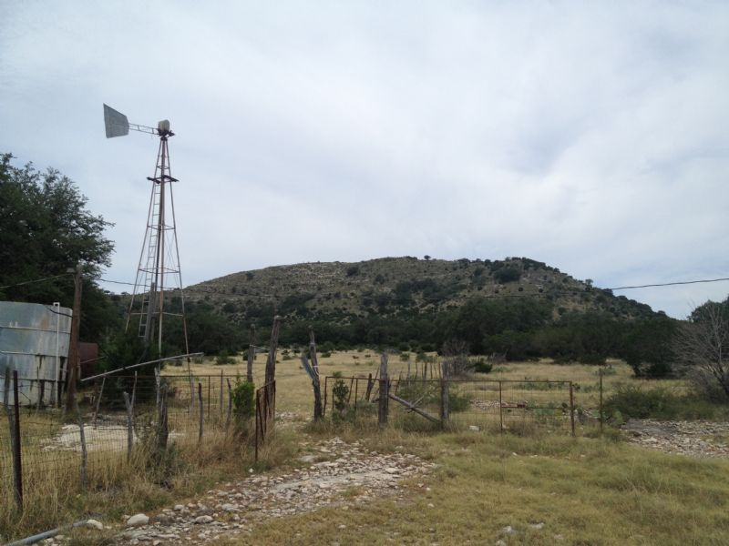 15.61 Acres For Sale : Camp Wood : Real County : Texas