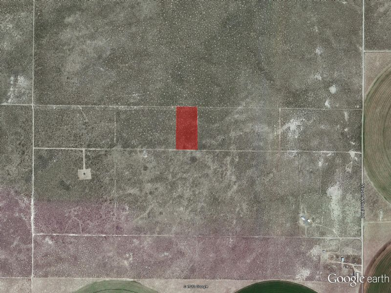 5 Acre Parcel Near Christmas Valley : Christmas Valley : Lake County : Oregon