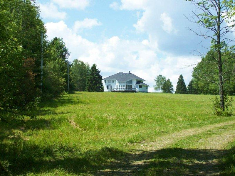 East Grand Lake Views : Weston : Aroostook County : Maine