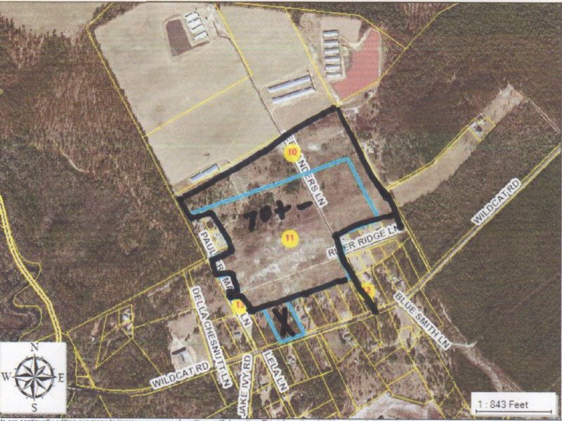 Dirt Cheap : Harrels : Sampson County : North Carolina