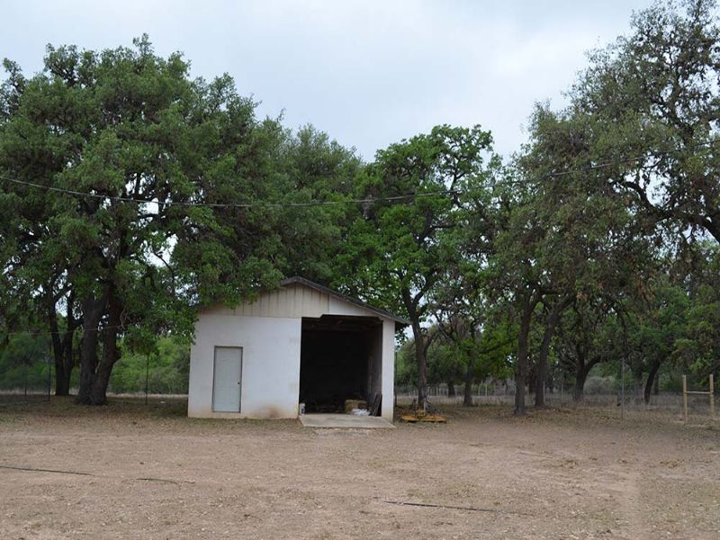 Tom Williams Ranch : Barksdale : Edwards County : Texas