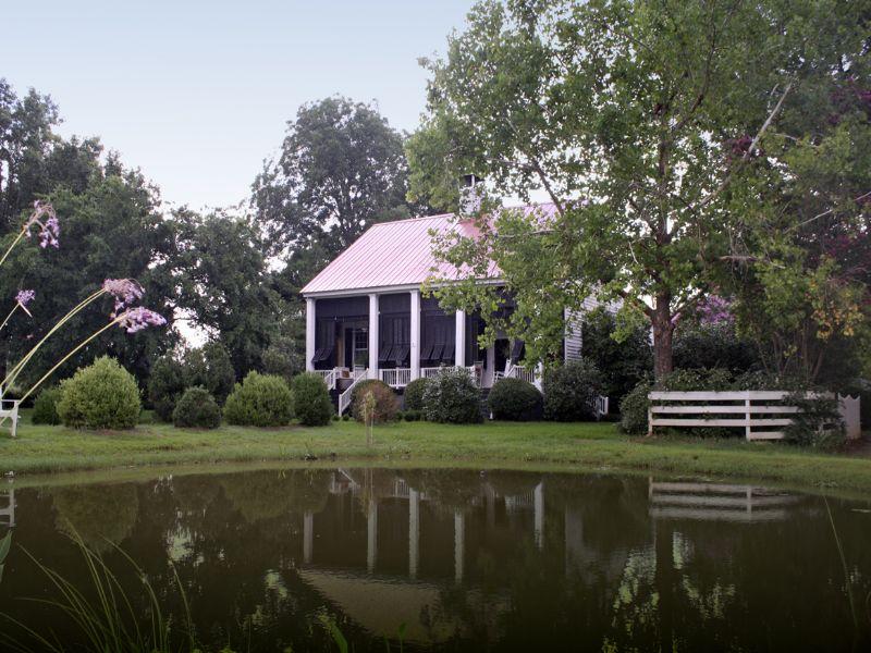 Tanyard Hill Farm : Americus : Sumter County : Georgia