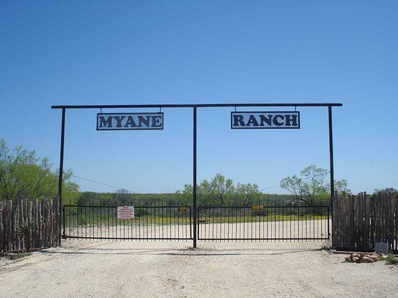 Three Mile Ranch : Uvalde La Pryor : Zavala County : Texas