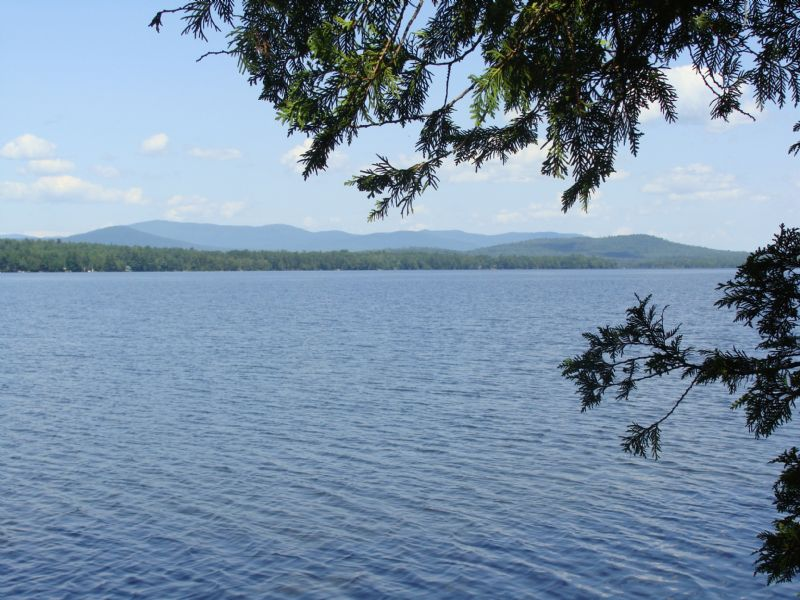 Schoodic Lake Privacy : Lakeview PLT : Piscataquis County : Maine
