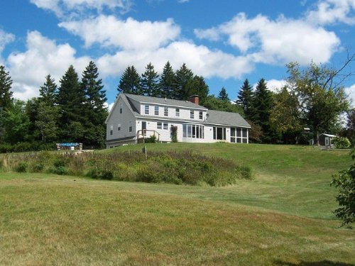 Rose Hill : Jonesboro : Washington County : Maine