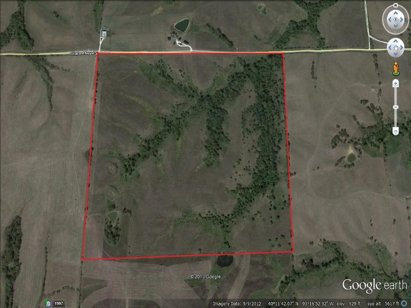160 Acres : Milan : Sullivan County : Missouri