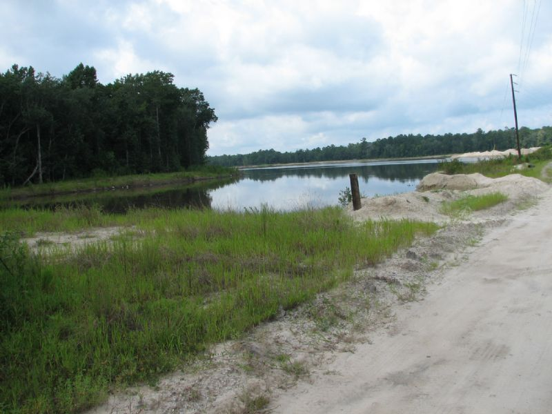 Sand Mining Income Property : Guyton : Effingham County : Georgia