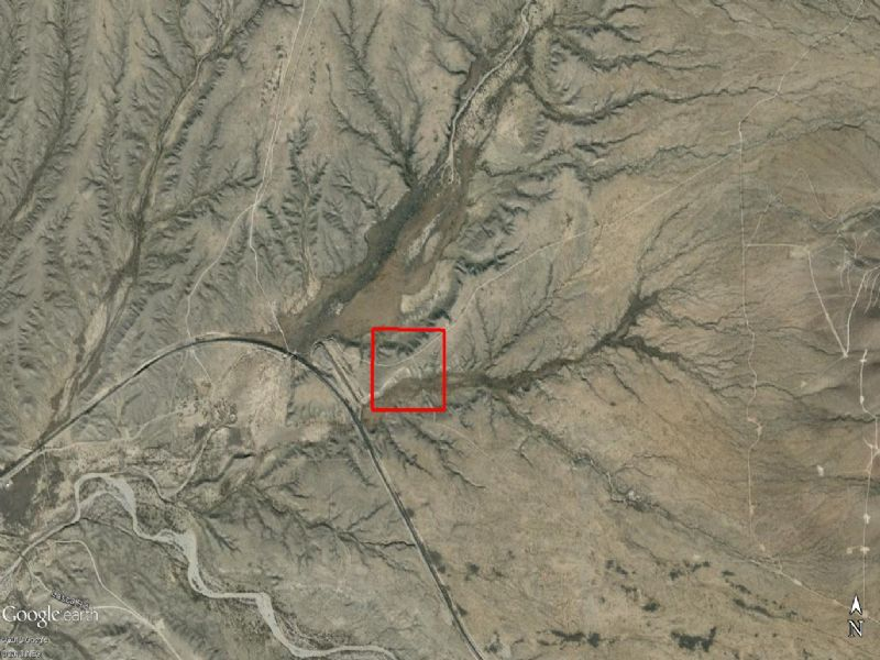 40 Acres Near Sierra Blanca : Sierra Blanca : Hudspeth County : Texas