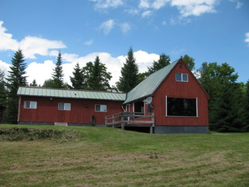 Year Round Recreational Getaway : Burlington : Penobscot County : Maine