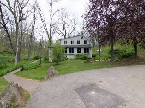 Gorgeous 68 Acres With Creek : Blanchardville : Lafayette County : Wisconsin