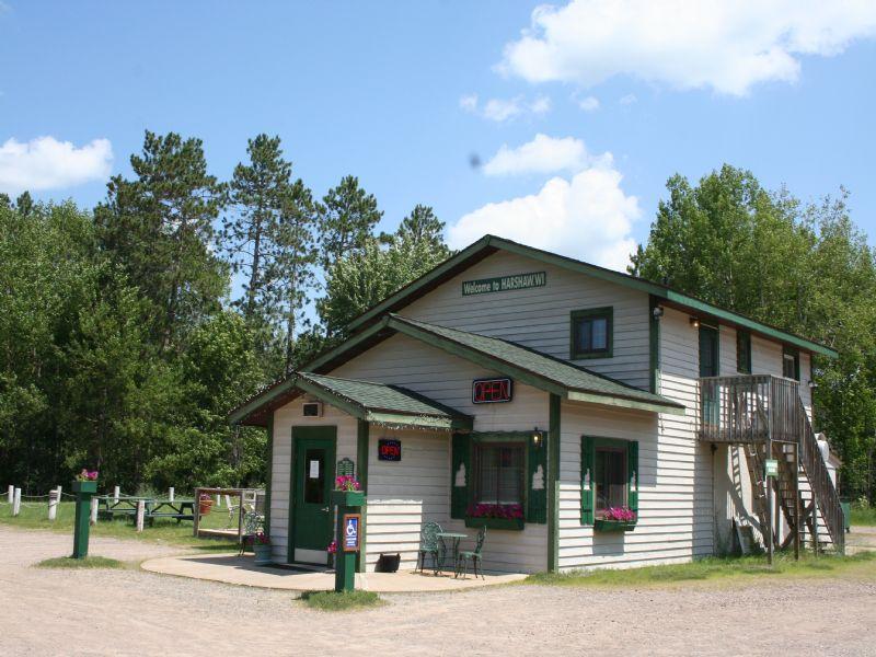 East Mitchell Lake Home : Cassian : Oneida County : Wisconsin