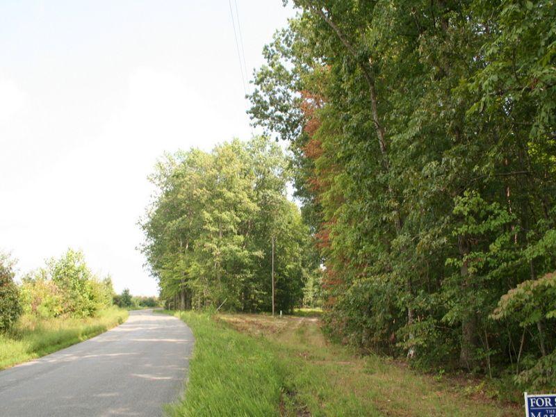 6 Acre Home Site On Crewsville Rd : Bumpass : Louisa County : Virginia