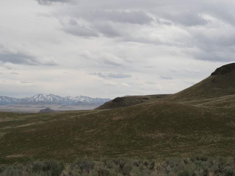 160 Acres. Terms $500/month : Elko : Lander County : Nevada