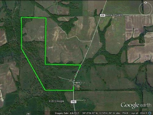131 Acres : Laddonia : Audrain County : Missouri