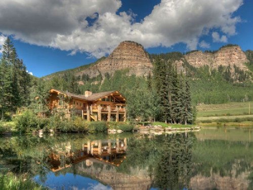 47 Pinnacle View Drive : Durango : La Plata County : Colorado