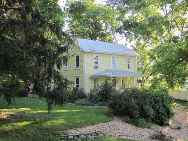 23+/- Acre Farmette : Danville : Montour County : Pennsylvania