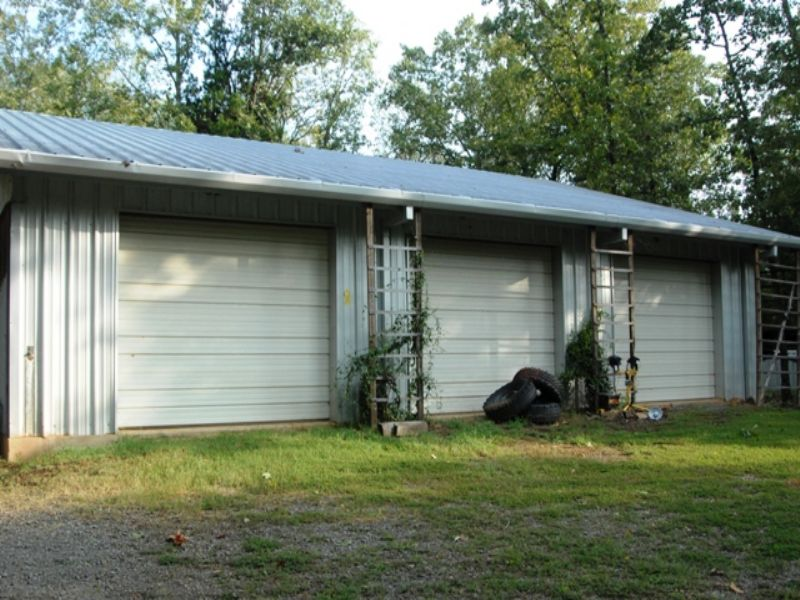 27 Acs For Sale On Old Millitary Rd : Conway : Faulkner County : Arkansas
