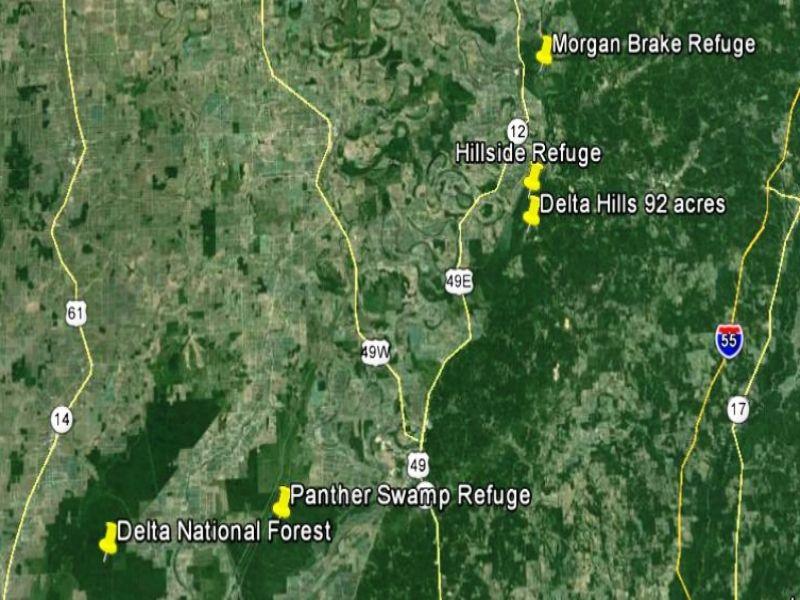 Delta Hills : Lexington : Holmes County : Mississippi