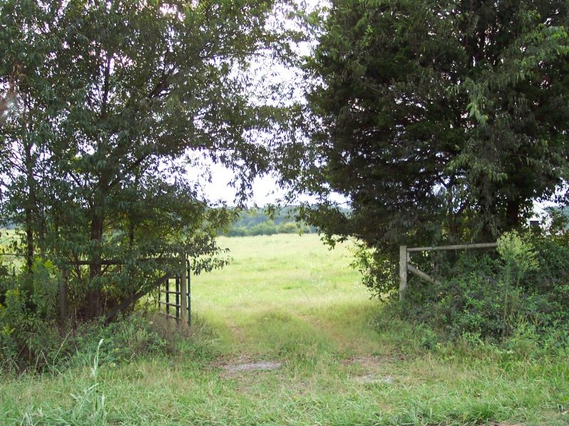 7.72 Acres Fenced Pasture : Taylorsville : Bartow County : Georgia